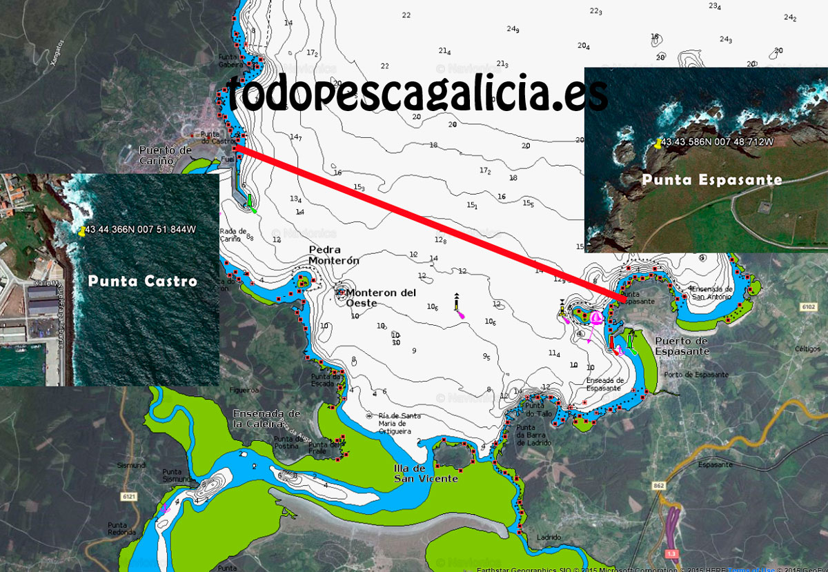 Límite-zona-Ría-Ortigueira