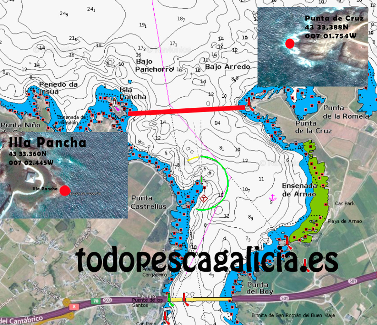 Límite-zona-Ribadeo