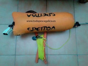 BUOY IN SPEARFISHING. HOW TO USE IT