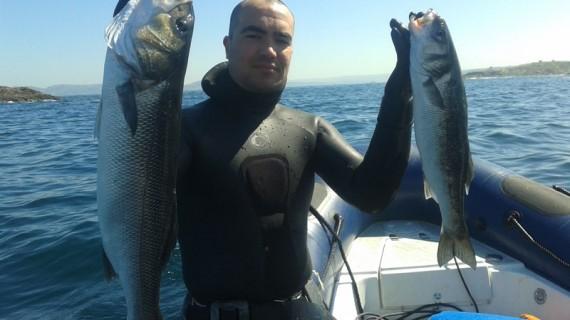 Seabas Spearfishing