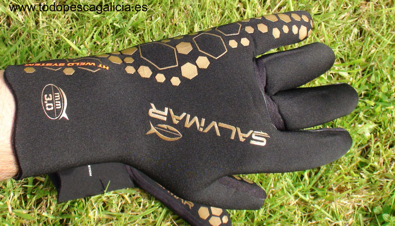 GUANTES SALVIMAR HT WELD SYSTEM 3MM