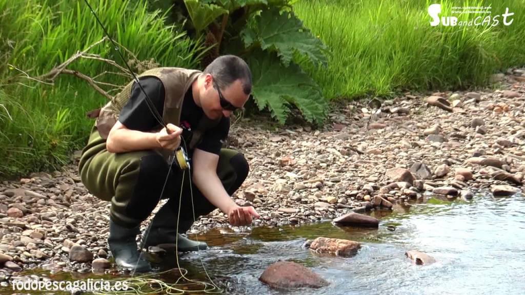 Documental de pesca Descubriendo los Ríos de Irlanda
